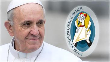 Giubileo Straodinario – Anno Santo della Misericordia  8 dic. 2015- 20 Nov. 2016