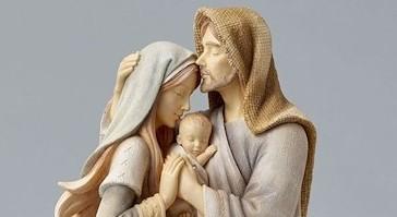 La bella notizia del Natale: la famiglia