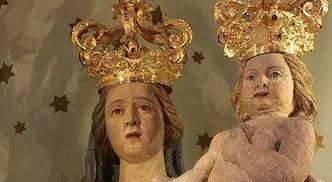 Madre del Divin Pastore, prega per noi