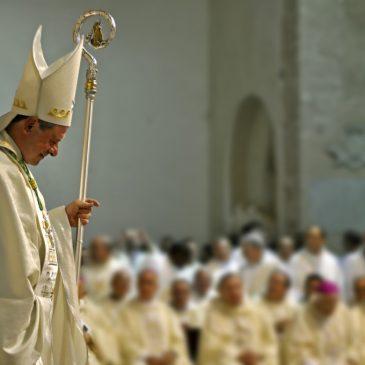 Lettera ai presbiteri-messa crismale 2019