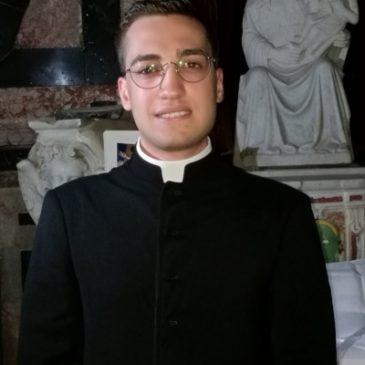 Ordinazione presbiterale di don Antonio PEDUTO