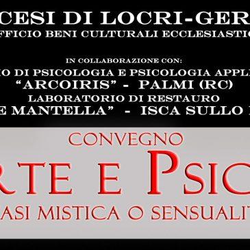 """""""Arte e Psiche: estasi mistica o sensualità"""""""