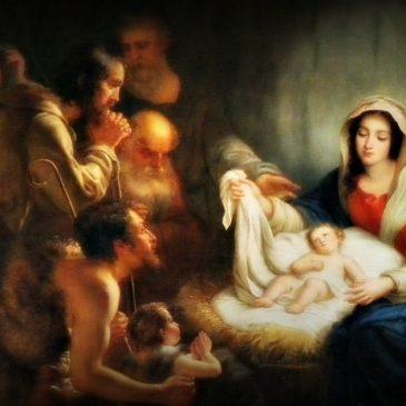 Omelia tenuta nella solennità del Santo Natale-Careri