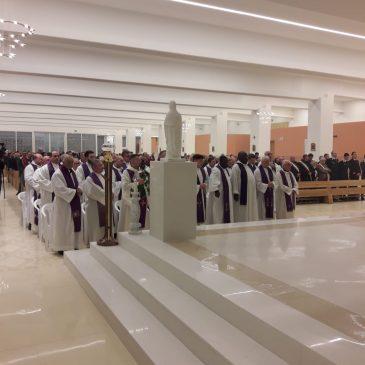 Omelia della I domenica di Avvento-Santuario di N. S. dello Scoglio