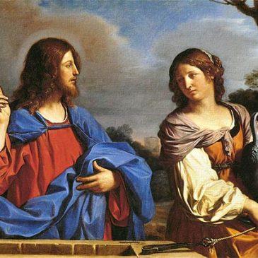 Messaggio per la III domenica di quaresima