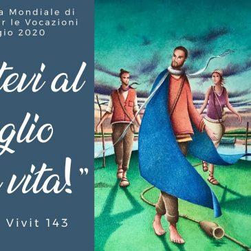 Messaggio del vescovo in occasione della 57a giornata mondiale di preghiera per le vocazioni