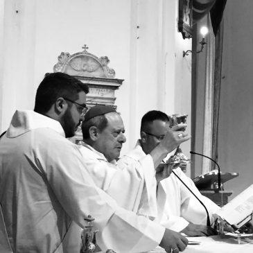 lettera di Mons. Oliva in occasione del suo VI anniversario di ordinazione episcopale