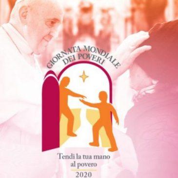 Messaggio alla comunità cristiana che  E' in Locri-Gerace in occasione della quarta giornata mondiale dei Poveri