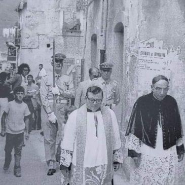 E' morto il Sac. Giuseppe Maria Zangari
