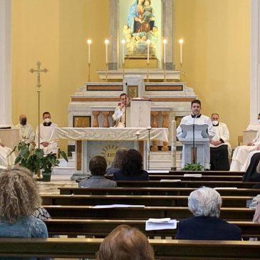 Weekend vocazionale, in preparazione alla Giornata pro-Seminario, nella Vicaria sud (Ardore m.na). 01/02 maggio 2021
