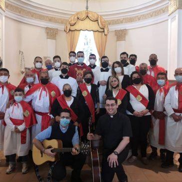 Giornata diocesana pro-seminario. Pentecoste: 22-23 maggio 2021