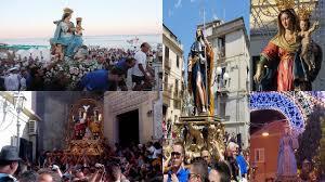 Disposizioni sulle processioni